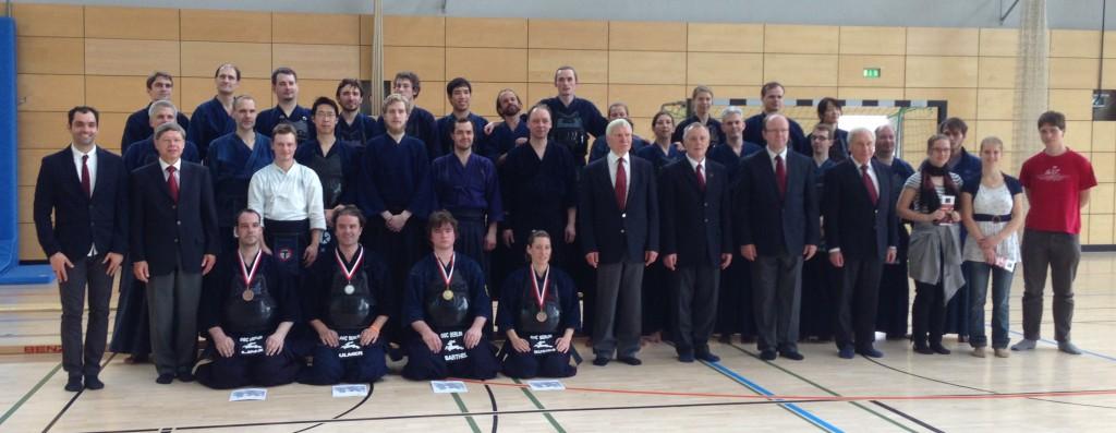 Alle Teilnehmer, Kampfrichter und Helfer, vielen Dank!